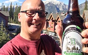 Banff Ave Brewing Co. launches Plaid Goat Red Ale